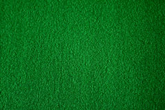 Background green felt Royalty Free Stock Photography