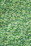 Background from green knitted wool Royalty Free Stock Image