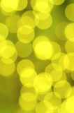 Background of green lights. Abstract background of green lights royalty free illustration