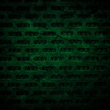 Background. Green background Looks like a wall Royalty Free Stock Photo