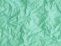 Background from green paper Royalty Free Stock Photo