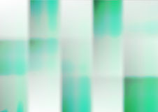 Background of green squares. Vector illustration. Stock Image