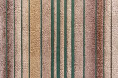 Background with green vertical strips on beige royalty free stock images