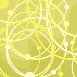Background with green and yellow. Abstract background with green and yellow Royalty Free Stock Image