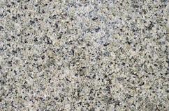 Background of greenish-gray crystal granite close up. Royalty Free Stock Image