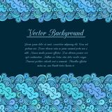 Background for greeting card Royalty Free Stock Photography