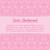 Background for greeting card Royalty Free Stock Images