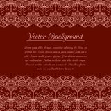 Background for greeting card Stock Images