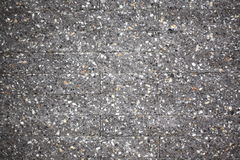 Background of grey brick wall Royalty Free Stock Images
