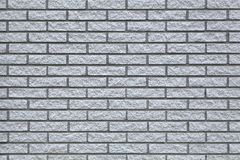 Background of grey brick wall texture Stock Photo