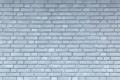 Background of grey brick wall texture Stock Photos