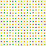Background Grey And Dots Stock Photo