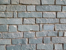 Background of grey stone wall texture Stock Image