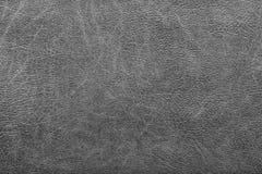 Background of grey vintage leather grunge Stock Photo