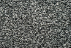 Background from a grey wool Royalty Free Stock Images