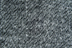Background from a grey wool plaid Stock Image