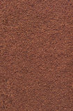 Background of ground coffee Stock Photo