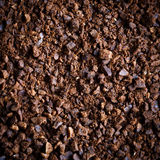 Background ground coffee Royalty Free Stock Photo