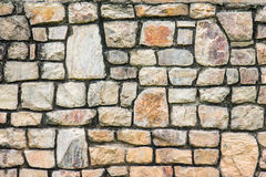 Background of grudge stone wall Stock Image