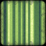 Background with grunge and curl border Stock Images