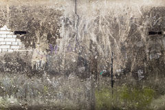 Background grunge exterior old dirty wall Royalty Free Stock Photo