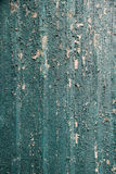 Background with grunge old wooden wall with flaking paint Stock Photo