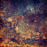 Background-28. Grunge  background in square style Stock Image