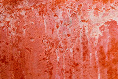 The background of grunge wall with peeling paint stock photo