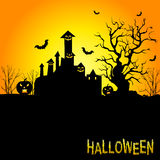 Background for Halloween Celebrations. Royalty Free Stock Photography