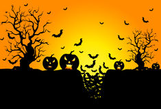 Background for Halloween Celebrations. Halloween Background Created in , Useful Background for Halloween Celebrations Stock Photos