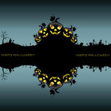 Background halloween night Royalty Free Stock Photos