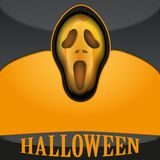 Background of halloween Royalty Free Stock Photography