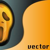 Background of halloween Stock Images