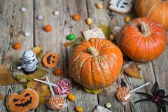 Background for Halloween Royalty Free Stock Photos