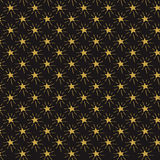 Background of hand drawn stars Royalty Free Stock Photos