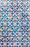 Background Handmade Tile Stock Image