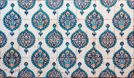 Background Handmade Tile Royalty Free Stock Image