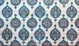 Background Handmade Tile Royalty Free Stock Image
