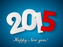 2015 background. 2015 happy new year background Royalty Free Stock Photo