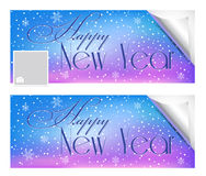 Background Happy New Year Stock Images