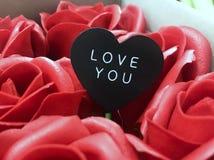 Background. Happy Valentine's Day stock photo