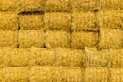 Background of hay Royalty Free Stock Photography