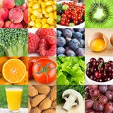 Background of healthy food Royalty Free Stock Photo