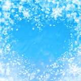 Background with heart Royalty Free Stock Images