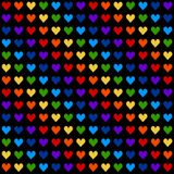 Background with hearts (BIG 196) Stock Photo
