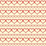 Background with hearts. Stock Images