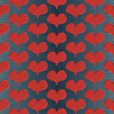 Background of hearts Royalty Free Stock Photos