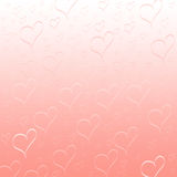 Background with hearts. Valentine's day background with hearts Royalty Free Stock Photos