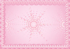 Background with hearts,vector royalty free illustration