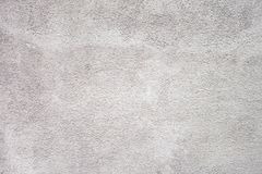 Grungy white concrete wall background. Royalty Free Stock Photography
